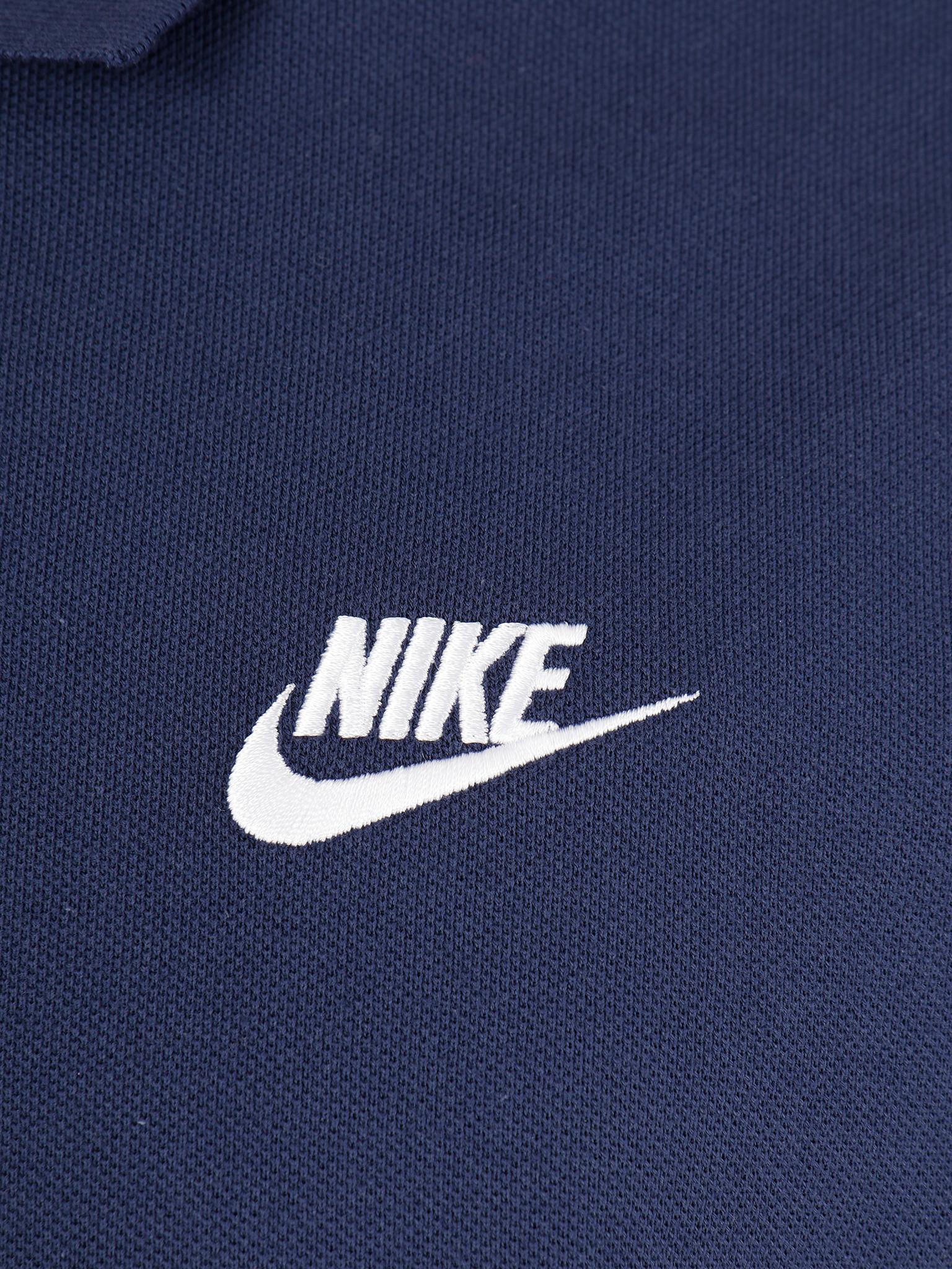Nike Nike NSW Ce Polo Matchup Pq Midnight Navy White CJ4456-410