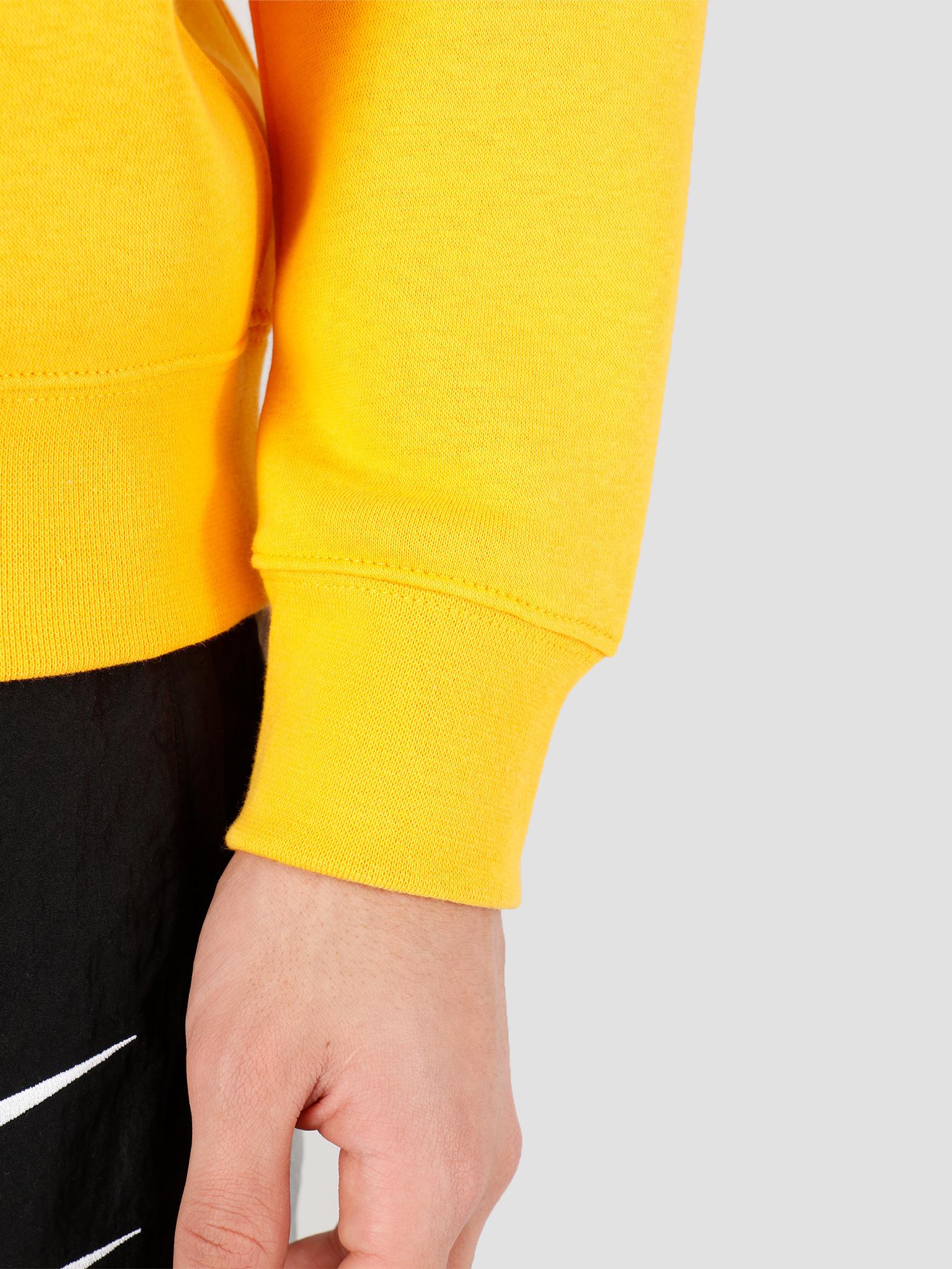 Nike Nike NSW Club Crewneck Bb University Gold White BV2662-739