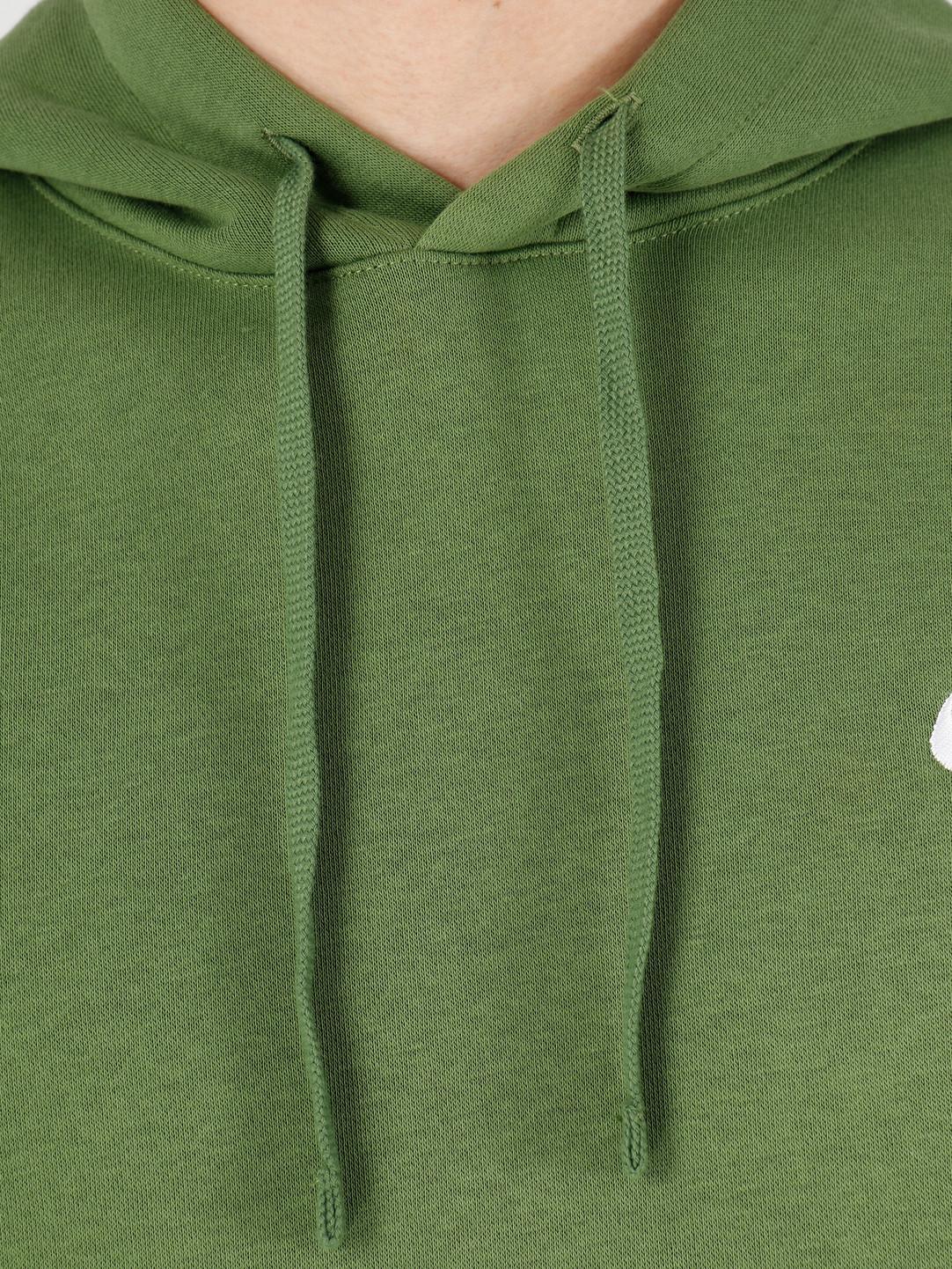 Nike Nike NSW Club Hoodie Po Bb Treeline Treeline White BV2654-326