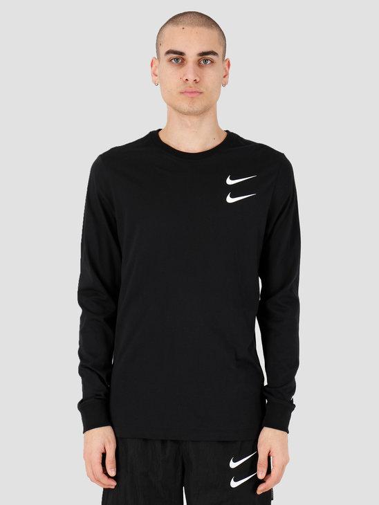 Nike NSW Swoosh Longsleeve T-shirt Black CK2259-010