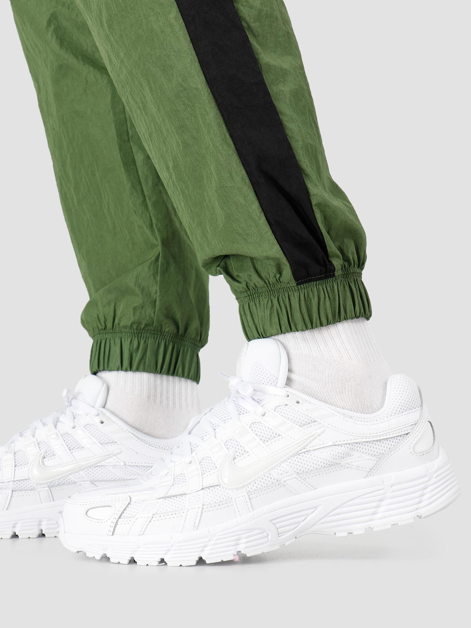Nike Nike NSW Swoosh Pant Woven Treeline Black White CJ4877-326