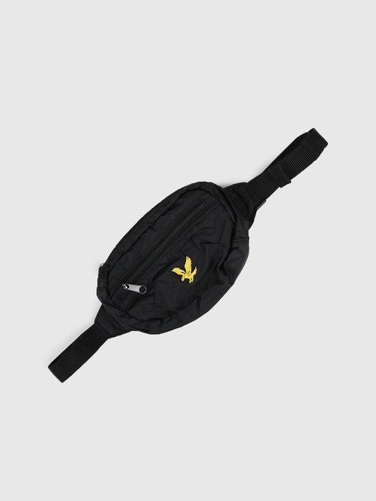 Lyle and Scott Ripstop Utility Bag 572 True Black BA1215A