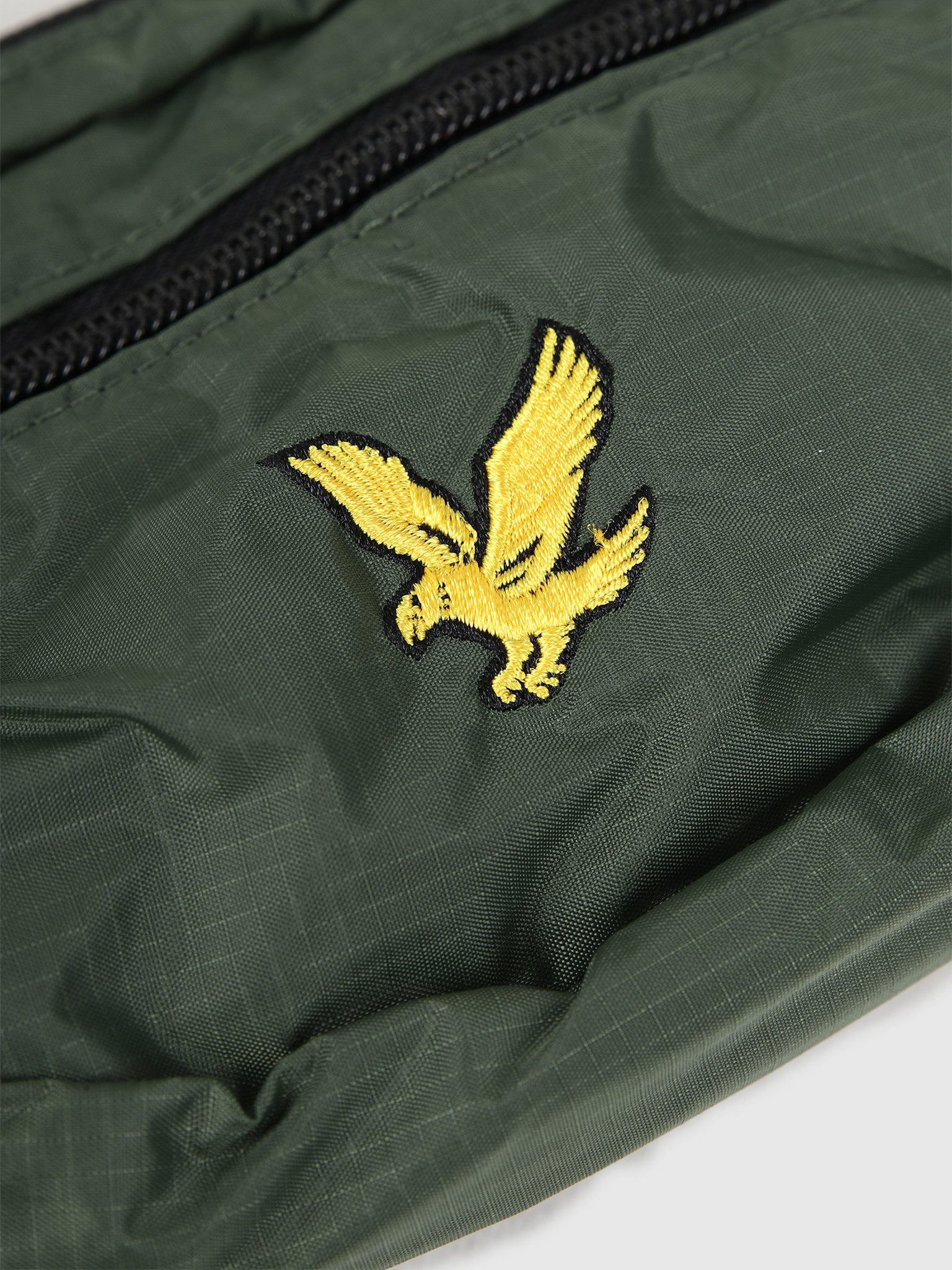 Lyle and Scott Lyle and Scott Ripstop Utility Bag green BA1215A