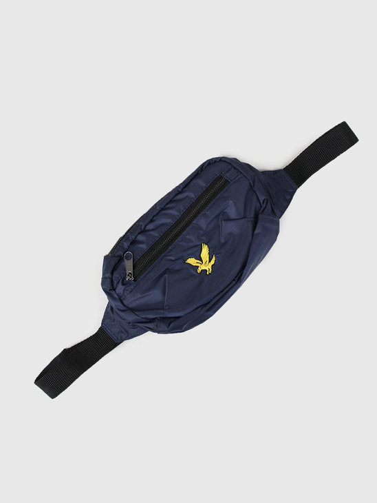 Lyle and Scott Ripstop Utility Bag Z99 Navy BA1215A