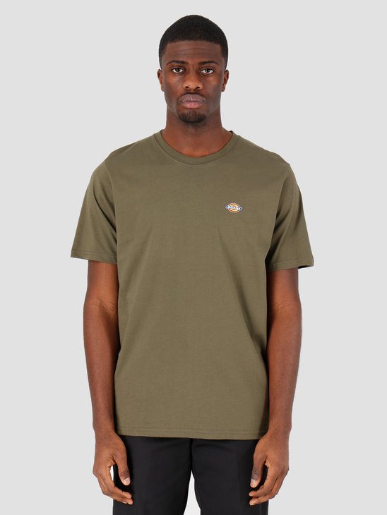 Dickies Stockdale Regular T-Shirt Dark Olive DK621578DKO1