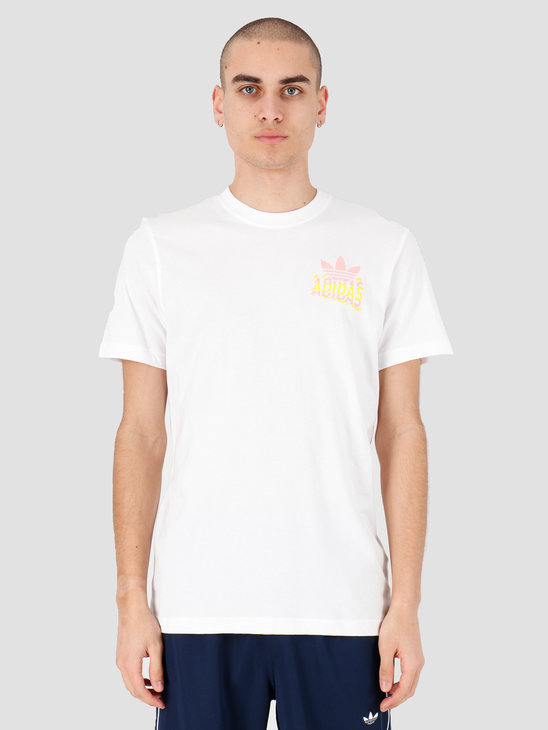 adidas Multi Fade Sp T-Shirt White FM3379