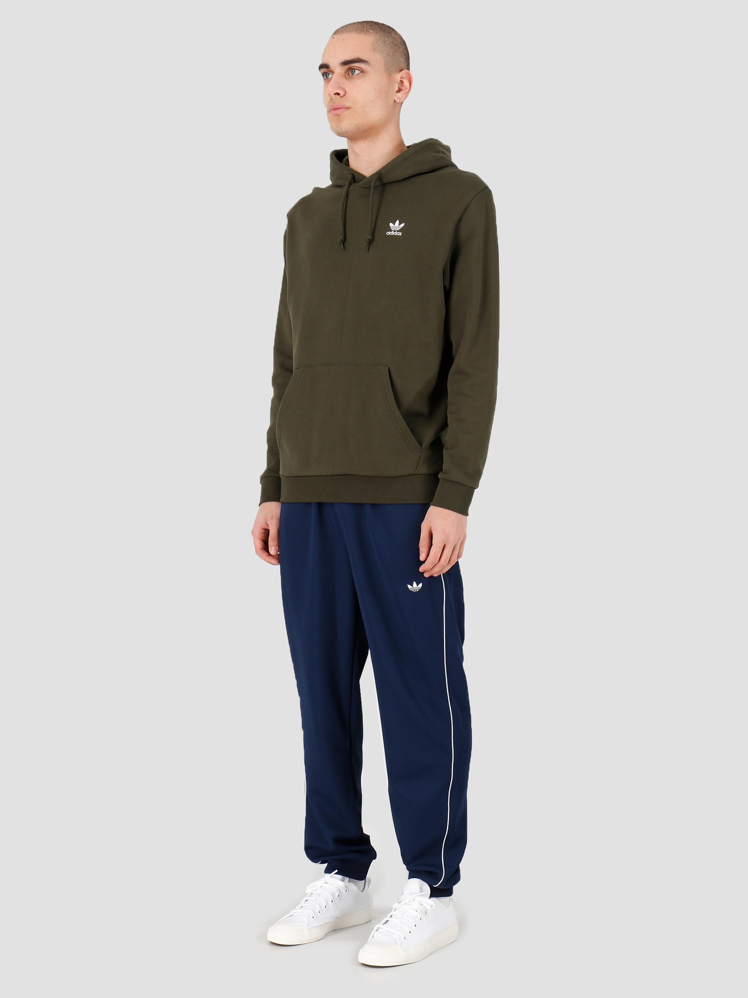 adidas adidas Essential Hoodie Night Cargo FR5292