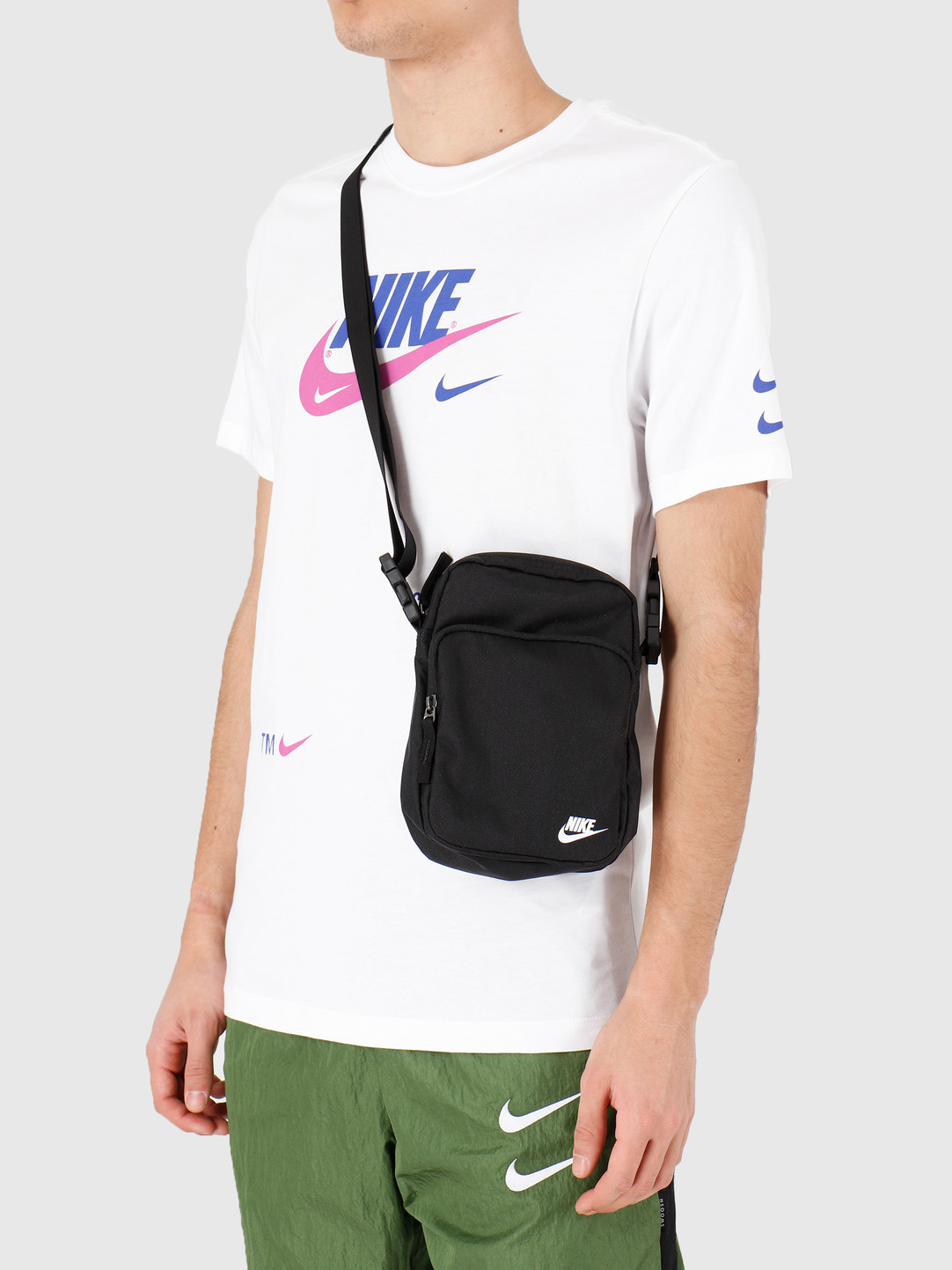 Nike Nike Heritage Sit 20 Black Black White BA5898-010