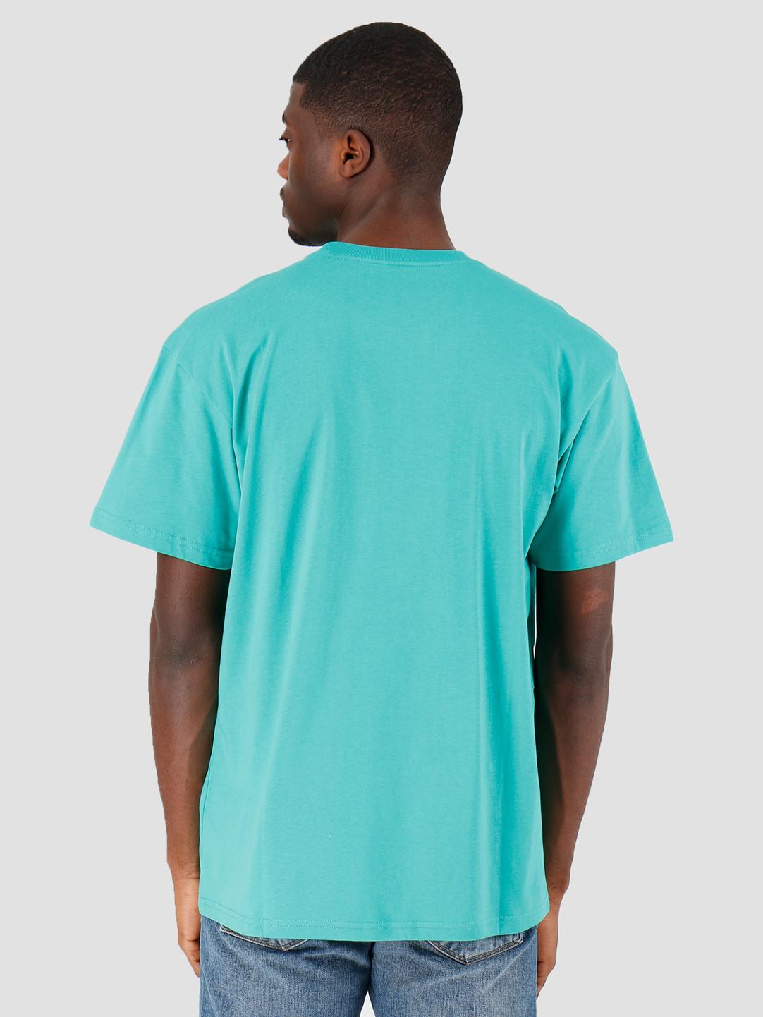 Carhartt WIP Carhartt WIP Chase T-Shirt Yoda Gold I026391-09A90