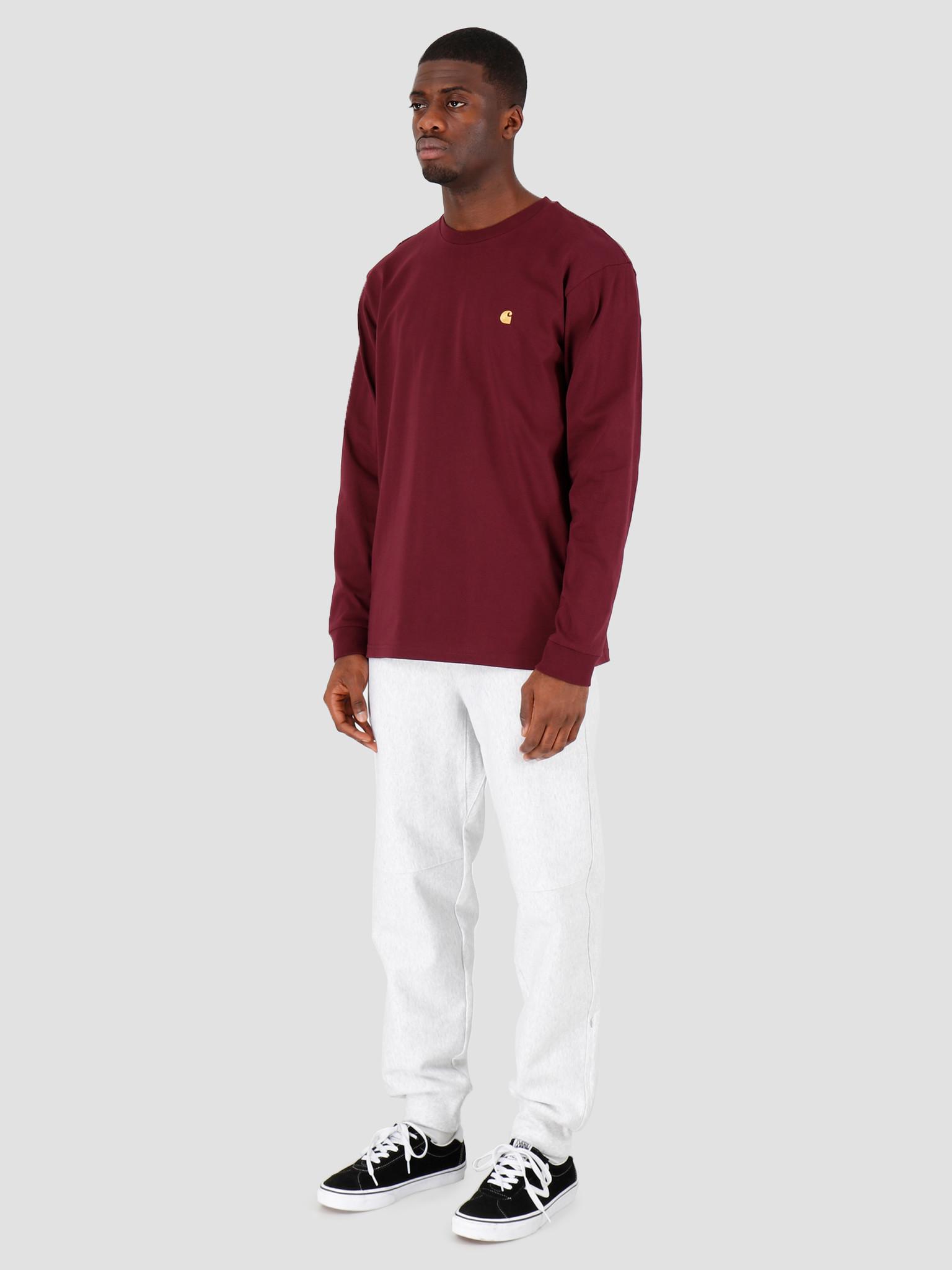 Carhartt WIP Carhartt WIP Chase T-Shirt Shiraz Gold I026392-08L90