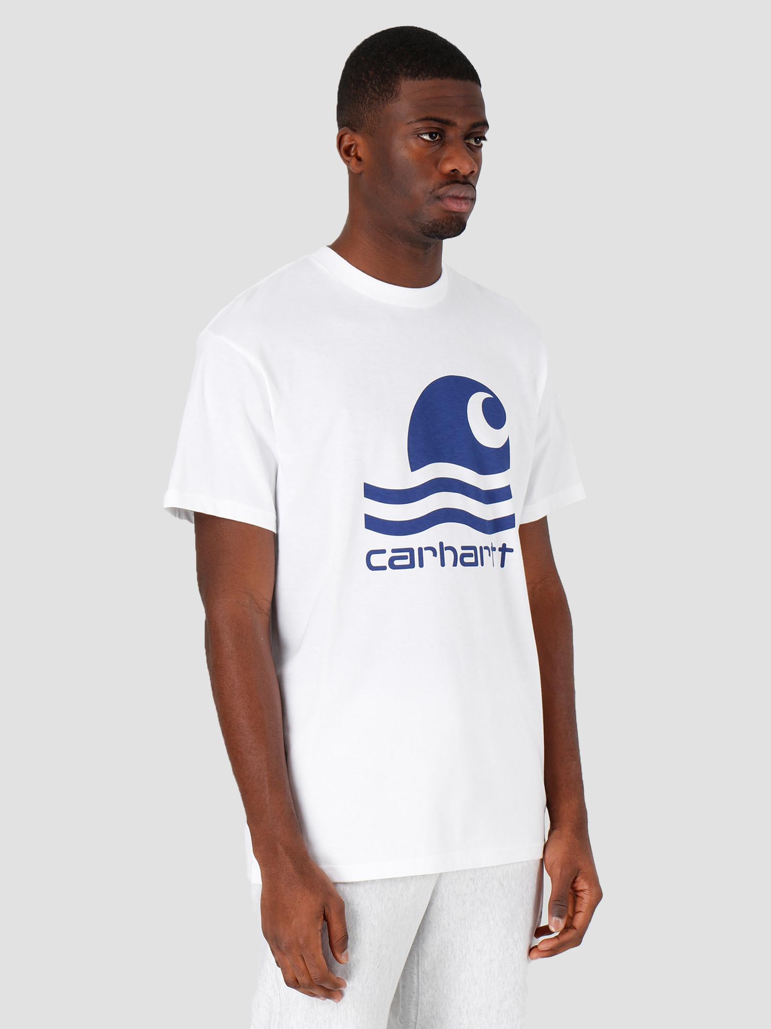 Carhartt WIP Carhartt WIP Swim T-Shirt White Submarine I027750-290