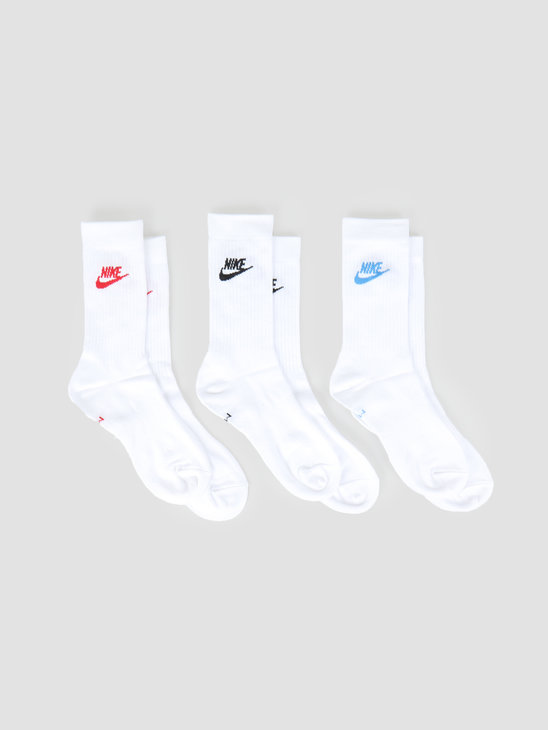 Nike U NSW Everyday Essential Crewneck Multi Color SK0109-911