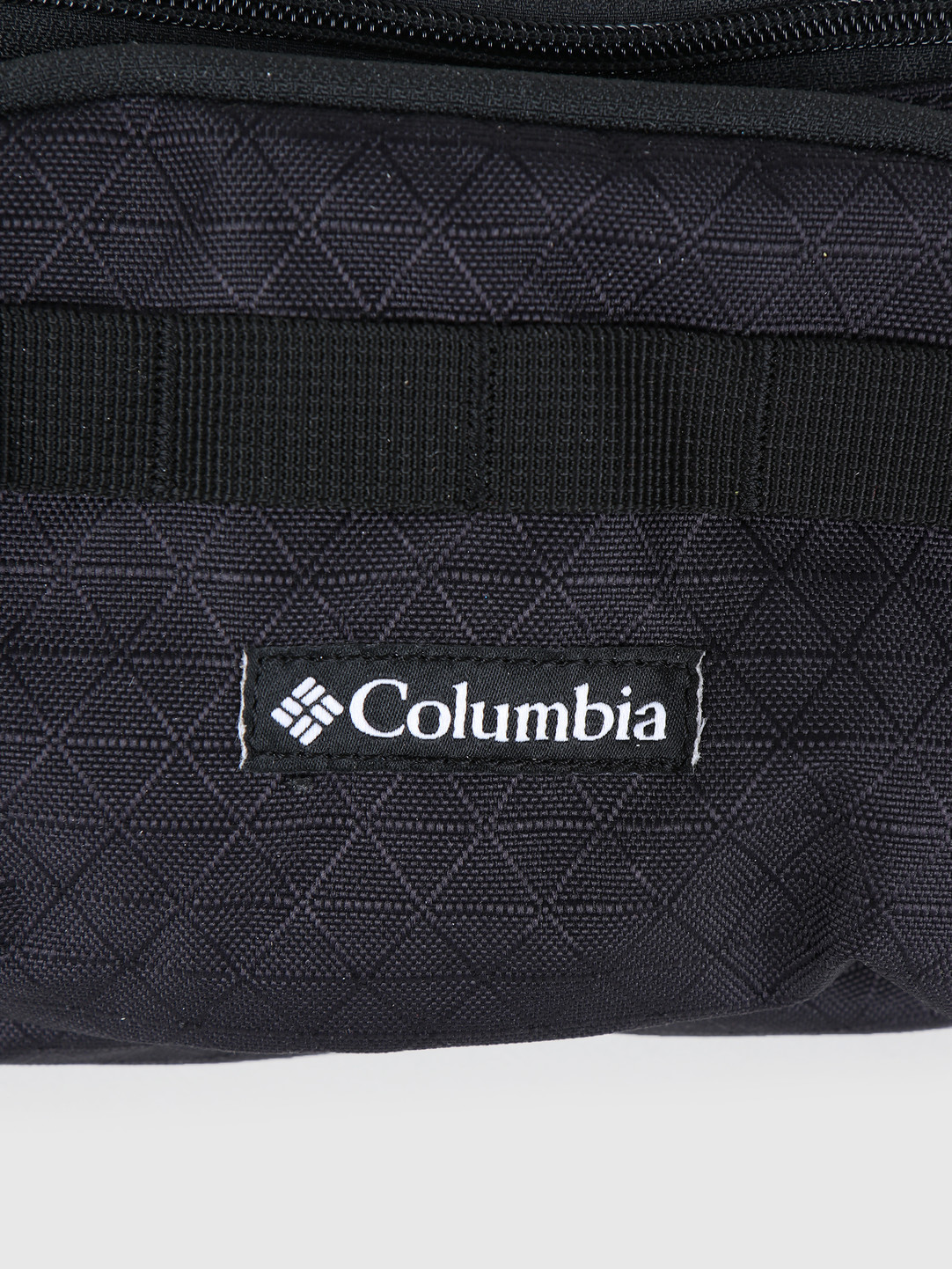 Columbia Columbia Zigzag Hip Pack Black 1890911010