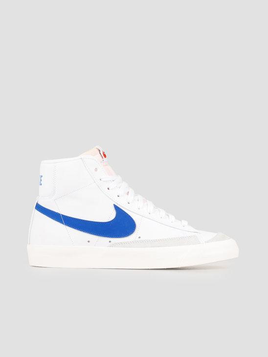 Nike Blazer Mid '77 Vintage White Racer Blue Sail BQ6806-103