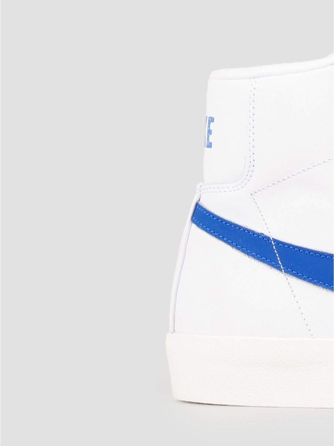 Nike Nike Blazer Mid '77 Vintage White Racer Blue Sail BQ6806-103