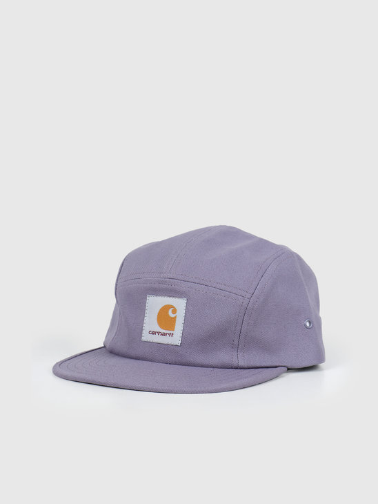 Carhartt WIP Backley Cap Decent Purple I016607-08X00