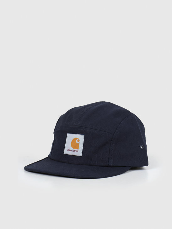 Carhartt WIP Backley Cap Dark Navy I016607-1C00