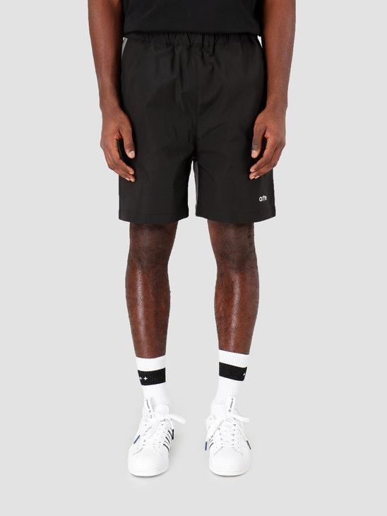 Arte Antwerp Spurs Shorts Black Grey SS20-042SHO