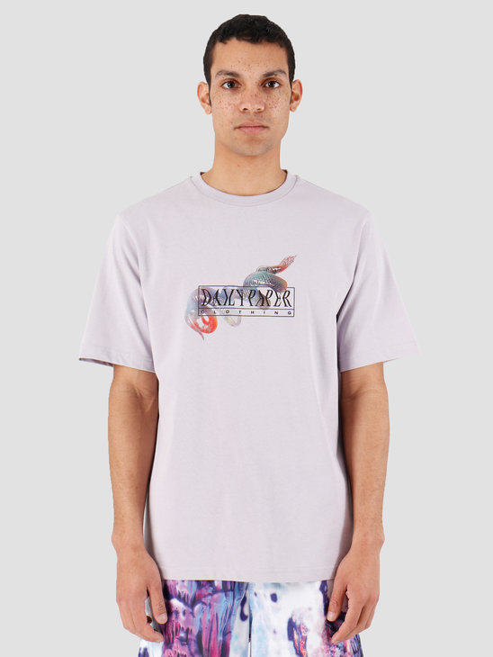 Daily Paper Hormi T-shirt Misty Lilac 20S1TS07-01