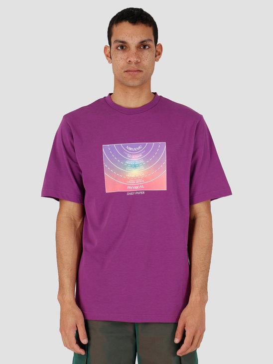 Daily Paper Henspa T-shirt Sparkling Grape 20S1TS18-01