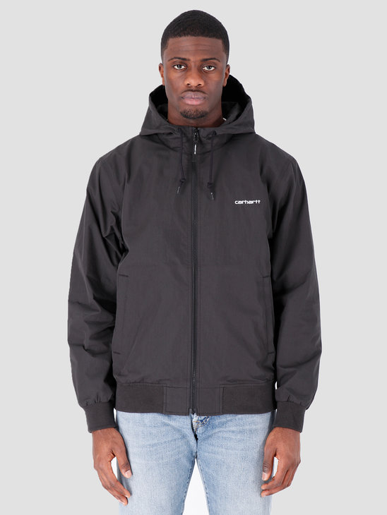Carhartt WIP Marsh Jacket Black White I027797-8900
