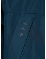 Quality Blanks Quality Blanks QB27 Windbreaker Jacket Petrol