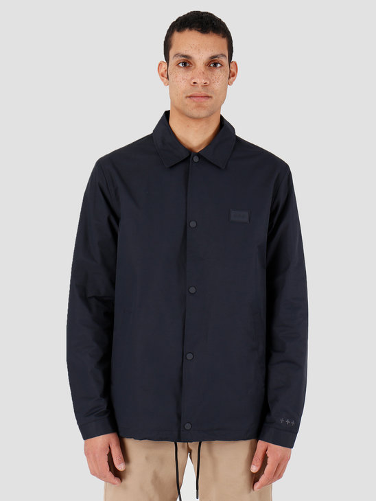 Quality Blanks QB28 Coach Jacket Navy