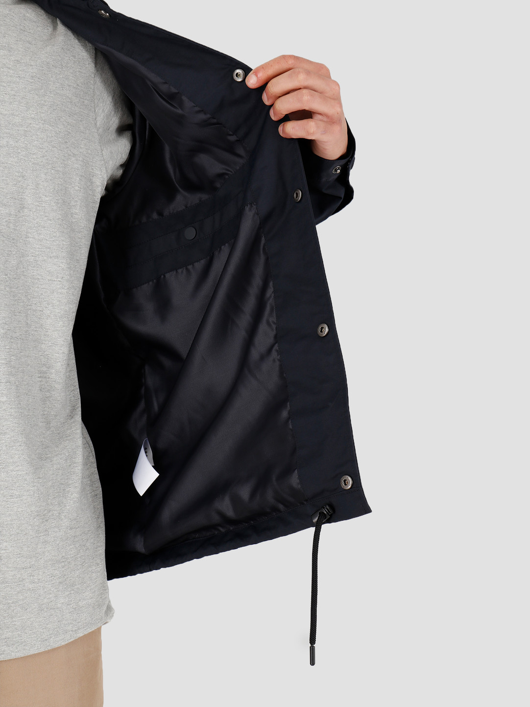 Quality Blanks Quality Blanks QB28 Coach Jacket Navy