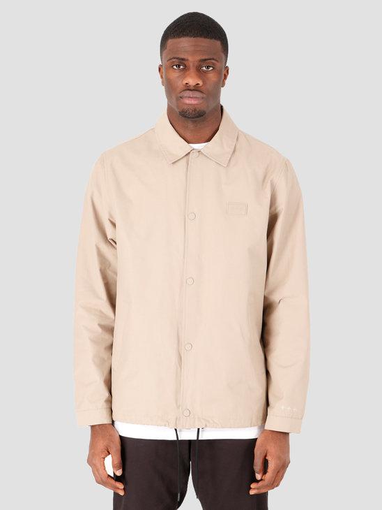 Quality Blanks QB28 Coach Jacket Sand