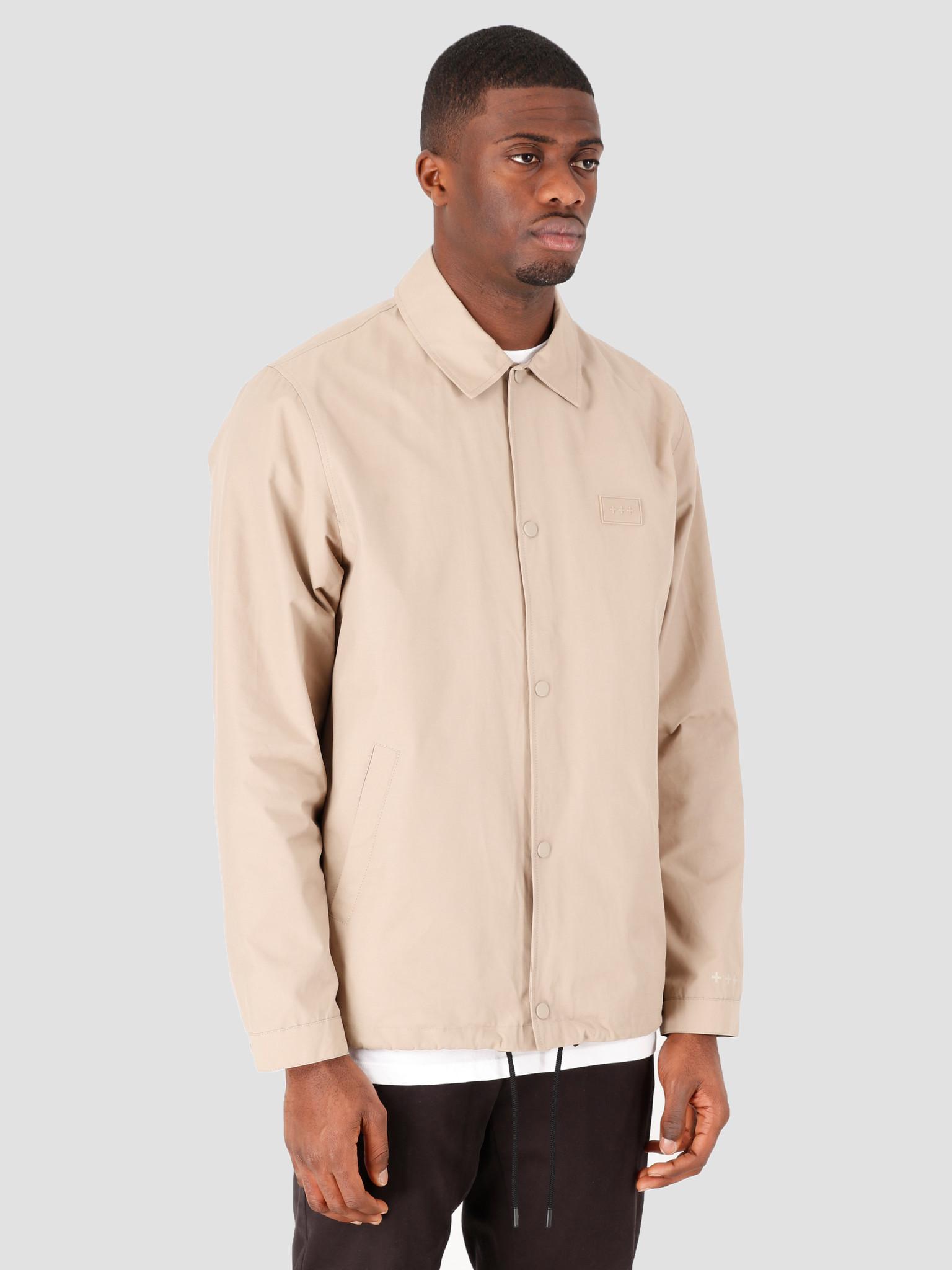 Quality Blanks Quality Blanks QB28 Coach Jacket Sand