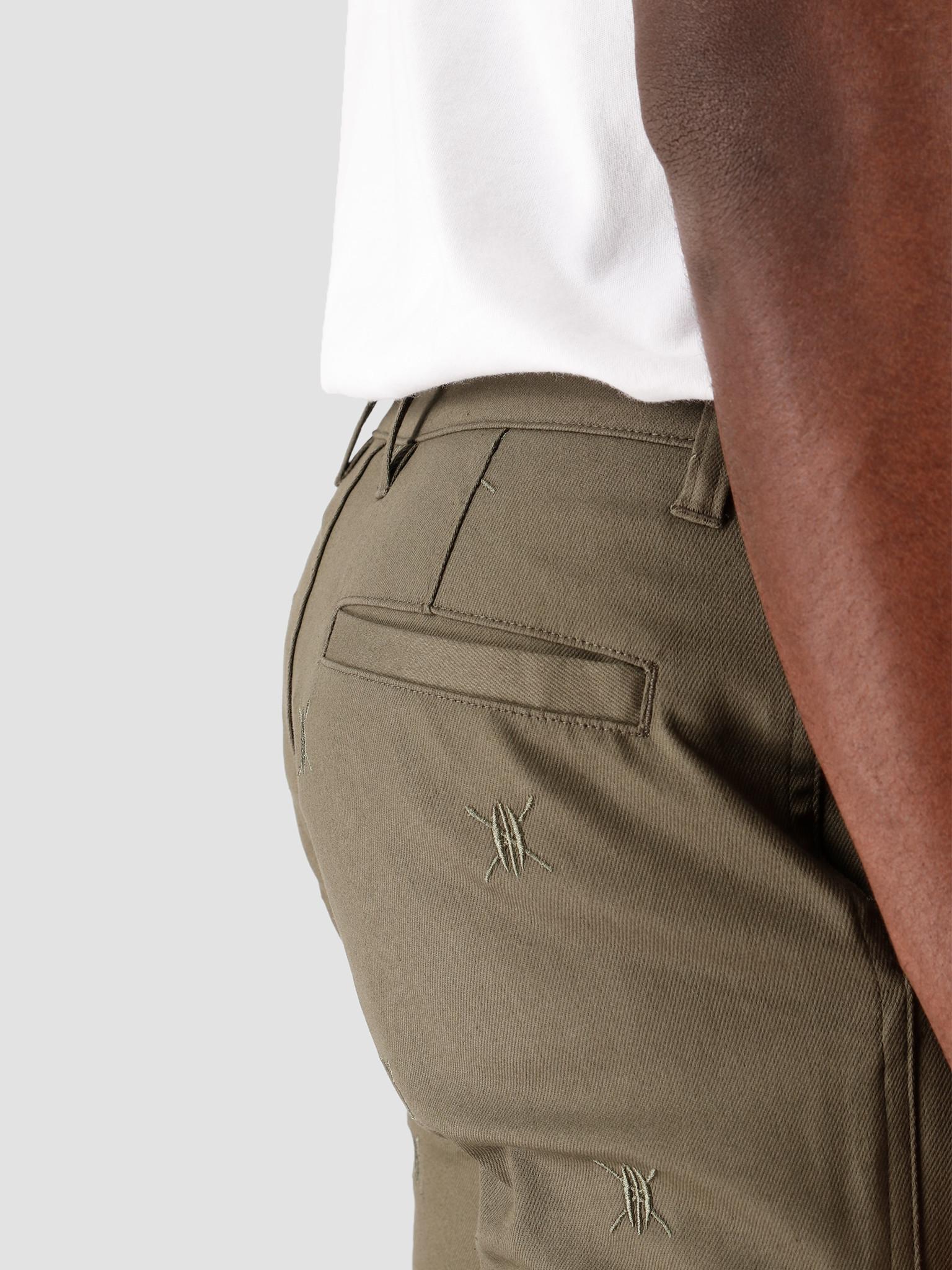 Daily Paper Daily Paper Kenya Pants Kenya Pants Grape Leaf Green 20E1PA01-02