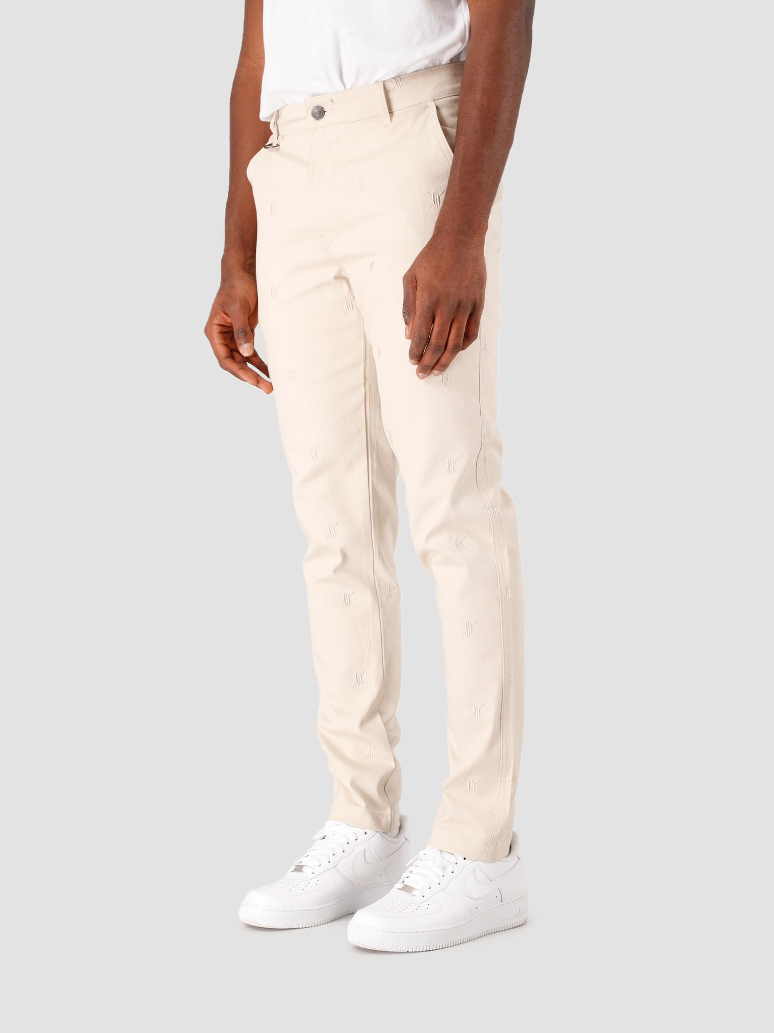 Daily Paper Daily Paper Kenya Pants Kenya Pants Moonbeam Beige 20E1PA01-01