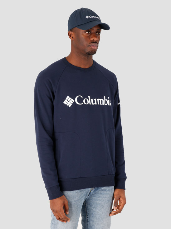 Columbia Columbia Lodge Crewneckneck Collegiate Navy 1861748465