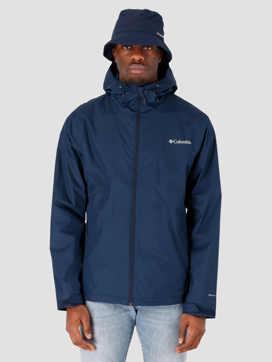 Columbia Inner Limits II Jacket Collegiate Navy 1893991465