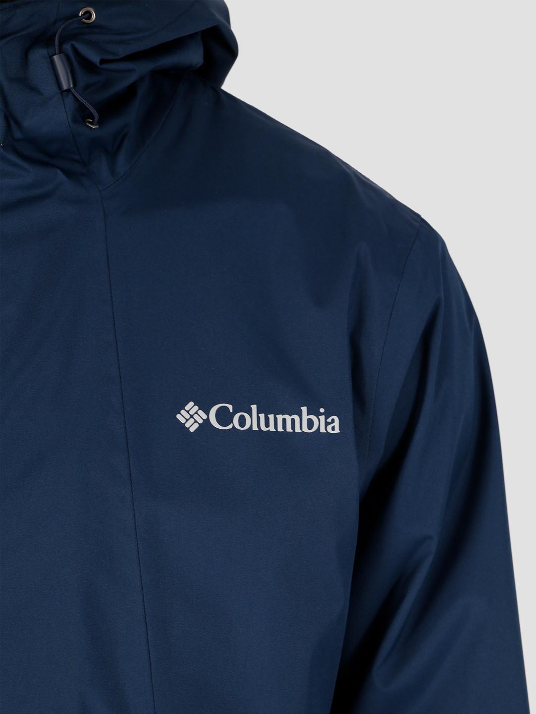Columbia Columbia Inner Limits II Jacket Collegiate Navy 1893991465