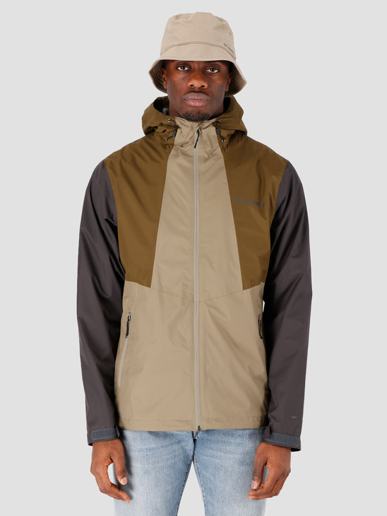 Columbia Inner Limits II Jacket Sage, New Olive 1893991365