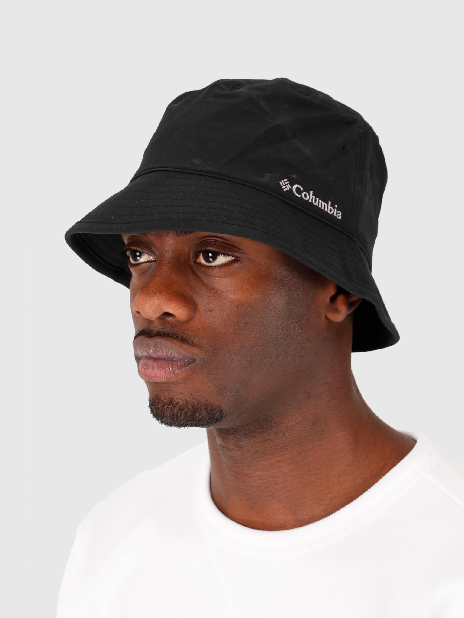 Columbia Columbia Pine Mountain Bucket Hat Black 1714881012