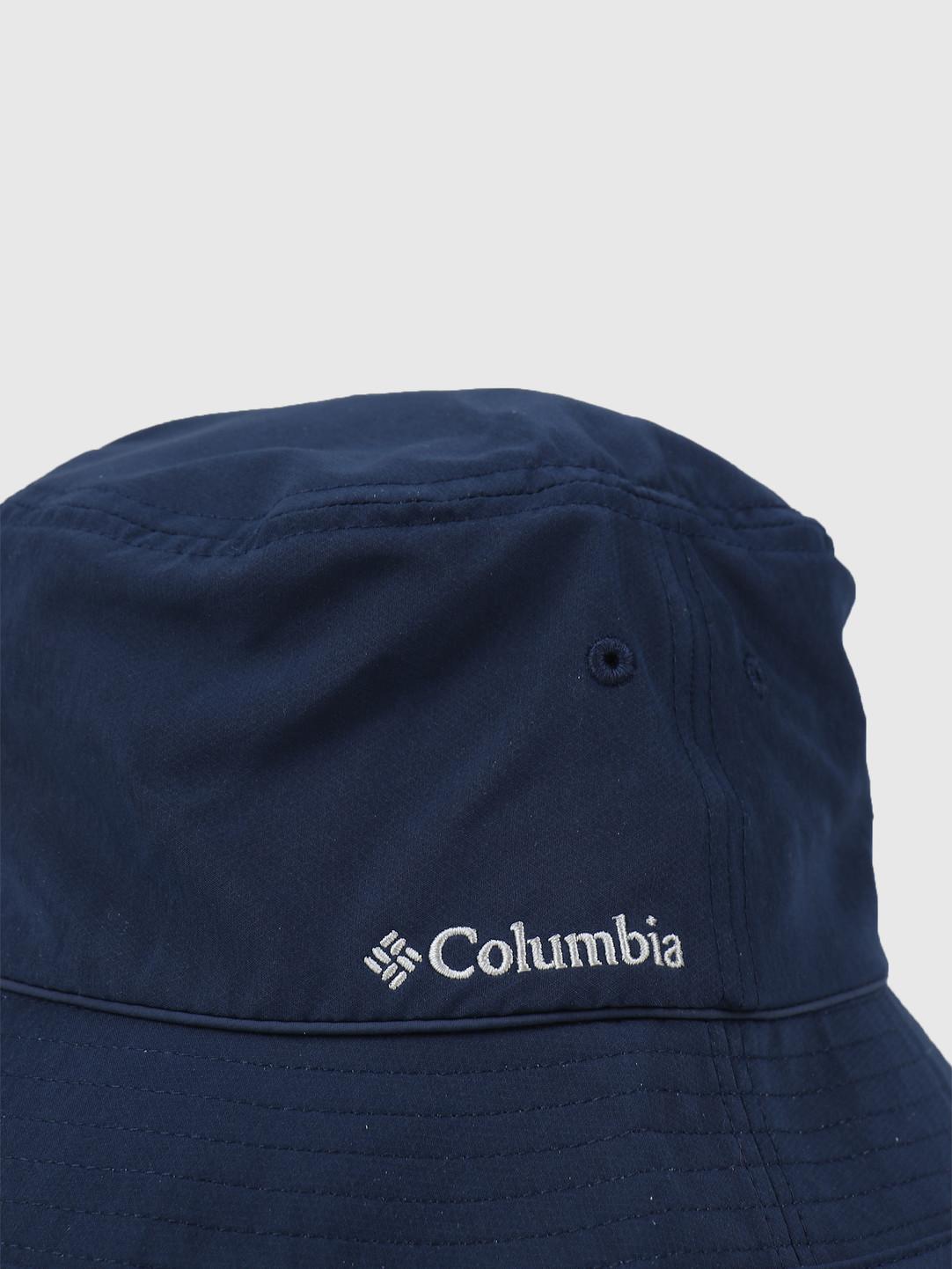 Columbia Columbia Pine Mountain Bucket Hat Collegiate Navy 1714881469