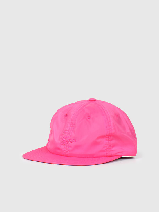 by Parra Signature Ripstop Hat Pink 43600