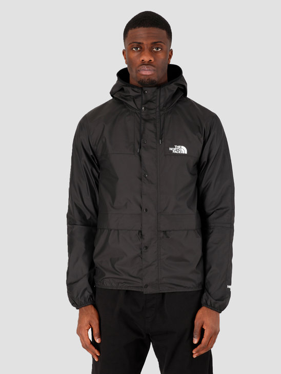 The North Face 1985 Seasonal Mountain Jacket TNF Black TNF White NF00CH37KY41