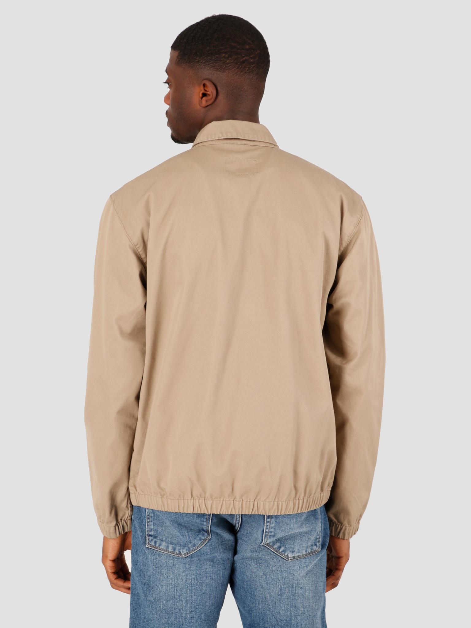 Carhartt WIP Carhartt WIP Madison Jacket Leather Dark Navy Rinsed I026487-8Y02