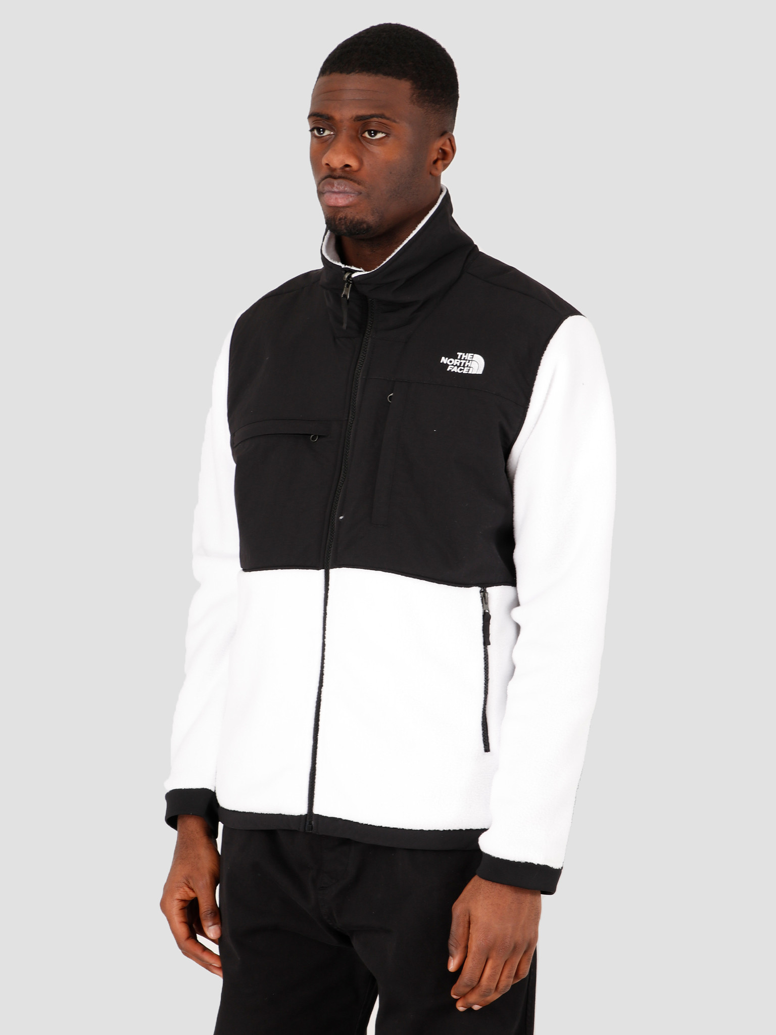 The North Face The North Face Denali Jacket 2 TNF White NF0A3XAUFN41