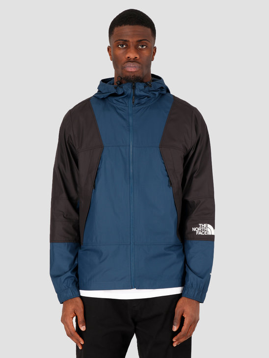 The North Face Mountain Light Windshell Jacket Blue Wing Teal NF0A3RYSN4L1