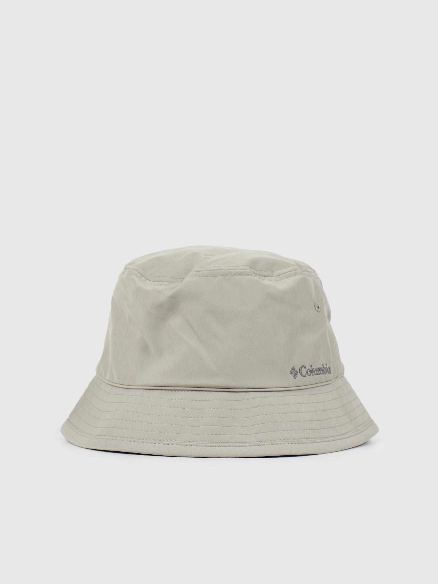 Columbia Columbia Pine Mountain Bucket Hat Tusk 1714881221