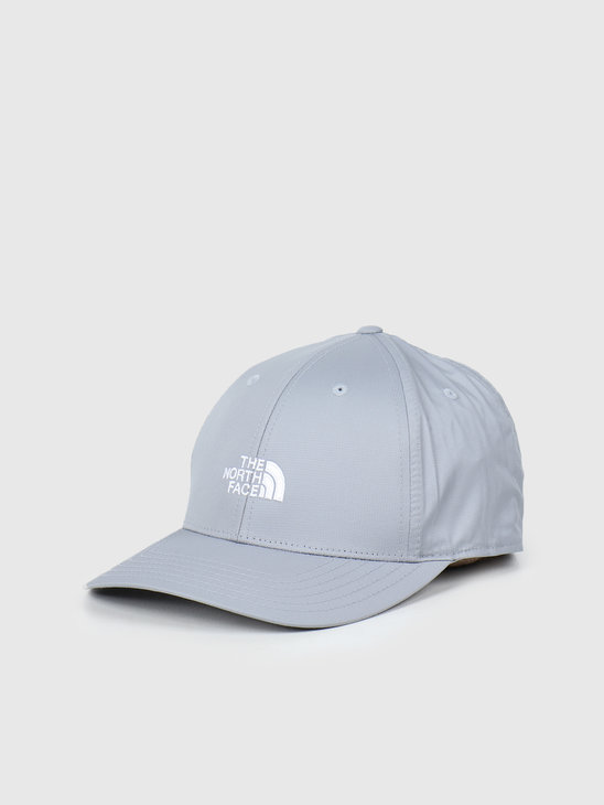 The North Face 66 Classic Tech Hat Mid Grey TNF White NF0A3FK5GCE1