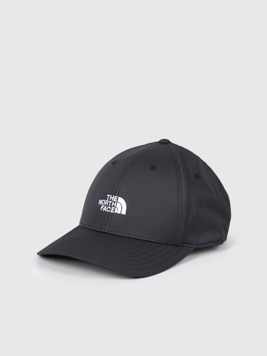 The North Face 66 Classic Tech Hat TNF Black TNF White NF0A3FK5KY41