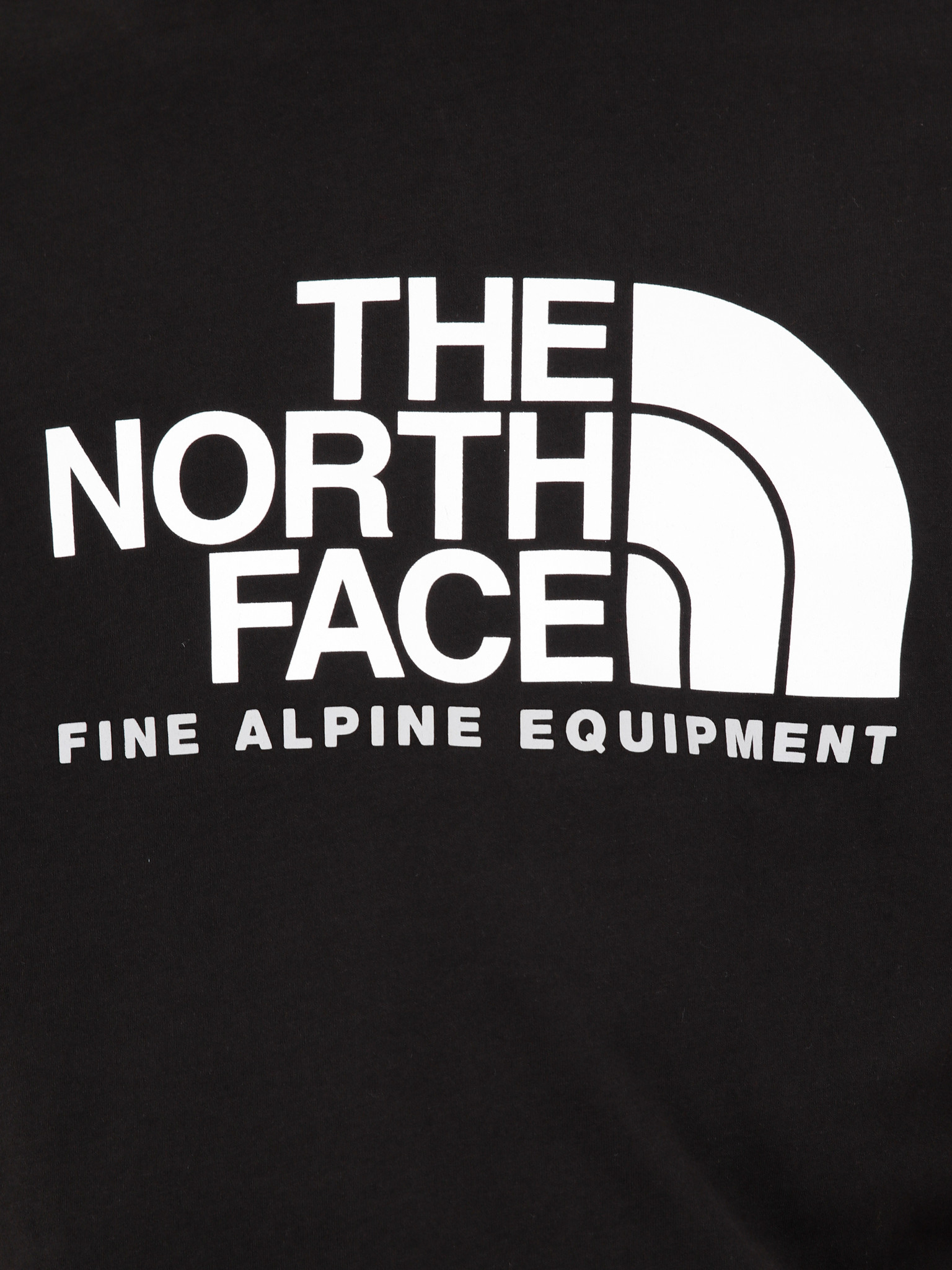 The North Face The North Face Short Sleeve Fine Alpine Tee 2 TNF Black NF0A4M6NJK31
