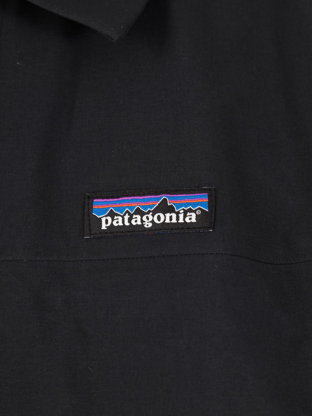Patagonia Patagonia M's City Storm Rain Parka Black 20700