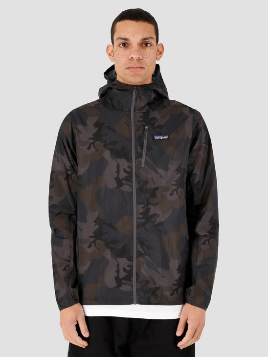 Patagonia M's Houdini Jacket River Delta Forge Grey 24142