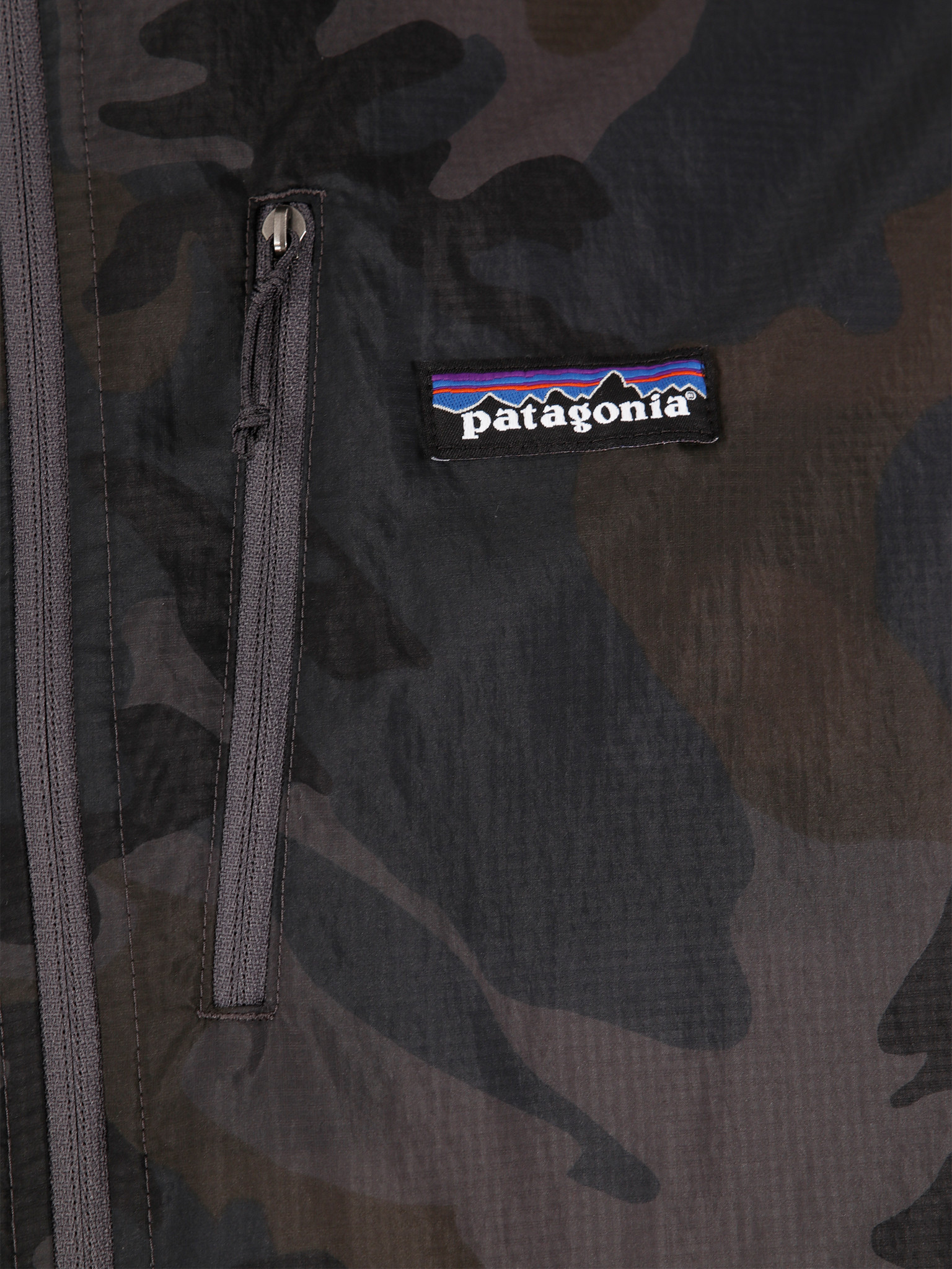 Patagonia Patagonia M's Houdini Jacket River Delta Forge Grey 24142